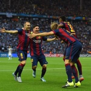 チャンピオンズリーグ優勝でバルセロナが2度目の3冠達成!これまでの3冠達成チームとその監督とは?