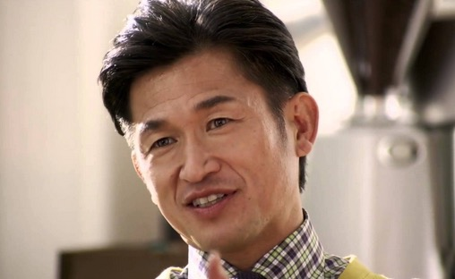 三浦知良選手1
