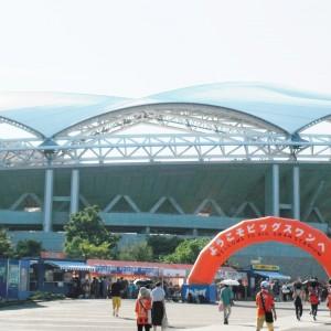 女子目線でJリーグを楽しむ♪ J1 新潟vs鹿島 スタジアムレポート