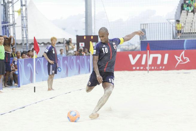 ビーチサッカー3