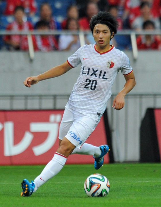 日本代表イケメン選手3