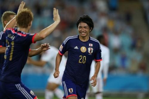 日本代表イケメン選手1