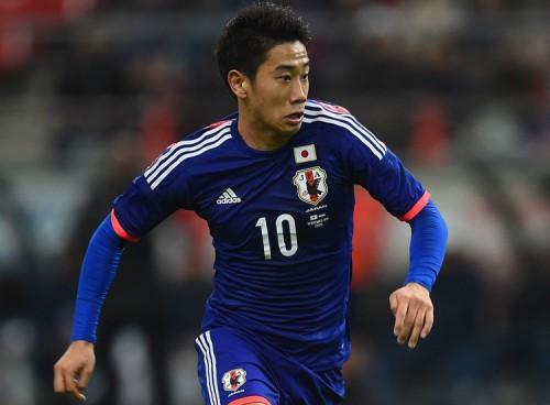 日本代表10番8
