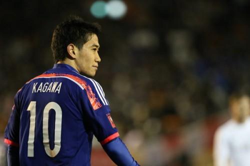 日本代表10番