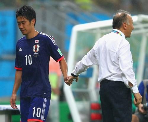 日本代表10番9