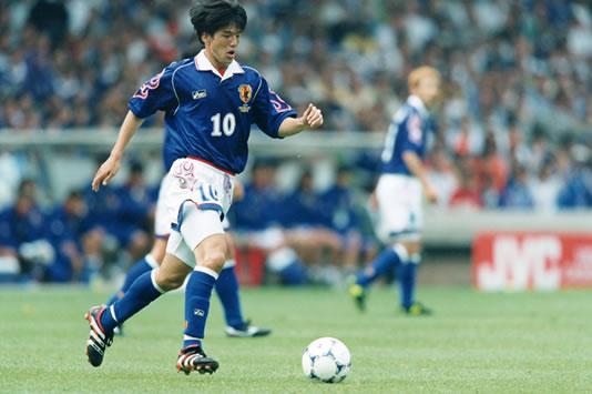 日本代表10番6