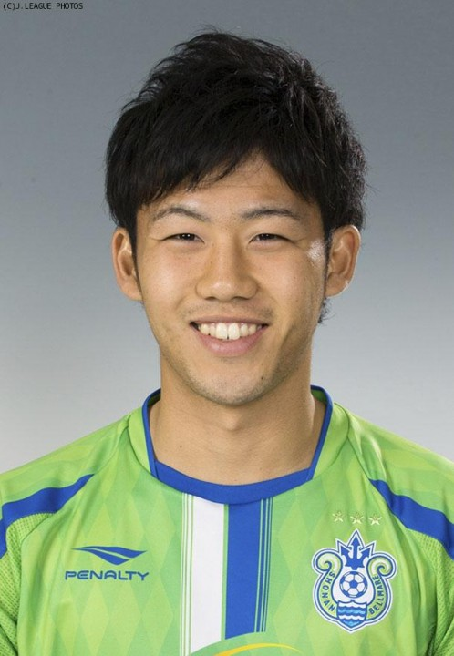 U-22 喜田選手4