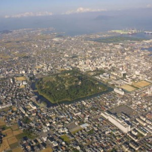 カマタマーレ讃岐のホーム「県立丸亀競技場」のある丸亀市ってどんなとこ?
