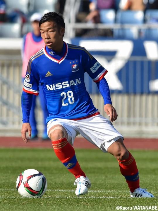 U-22 喜田選手1