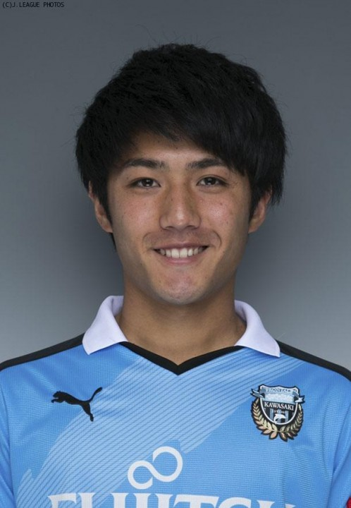 U-22 喜田選手5