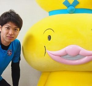 頼れる日本代表CB!FC東京・森重真人とおでんくんについて