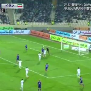 【動画】日本代表、武藤のゴール?で1-1同点!