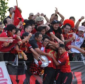サッカーで福島を元気に!J3・福島ユナイテッドFCってどんなクラブ?
