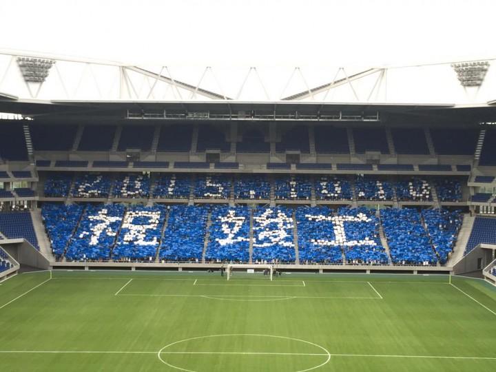 G大阪新スタジアム1