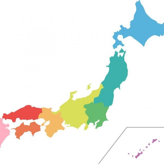 いちばん多い地域はどこ⁈現日本代表の出身県を調べてみた