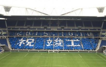《画像大量》ガンバ大阪・新スタジアムの竣工式でついに一般にお披露目!画像と反応まとめ