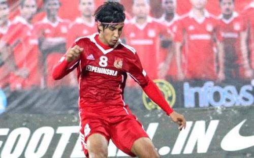 インドサッカー6