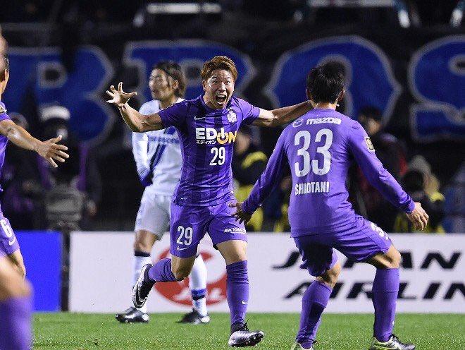 サンフレッチェ広島Jリーグチャンピオンシップ2