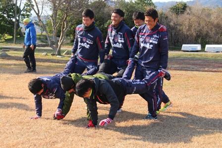 ファジアーノ岡山キャンプ13
