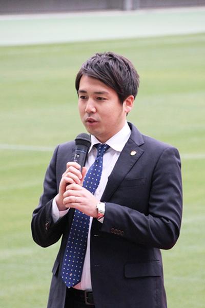 ジェフ千葉2 高橋GM