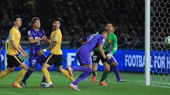 サンフレッチェ広島クラブワールドカップ3