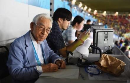 FIFA会長賞受賞から1年。91歳になった現役最年長サッカージャーナリスト・賀川浩さん