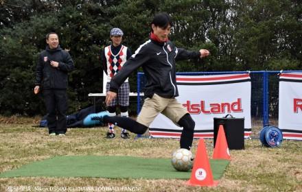 元浦和レッズの堀之内聖さんが代表に選出されたフットゴルフって知っていますか?