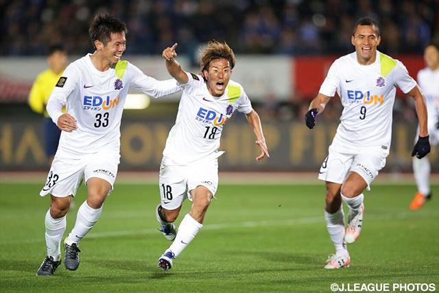 サンフレッチェ広島Jリーグチャンピオンシップ1