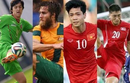 U-23選手権開幕!アジアの若手注目はこの選手たち!