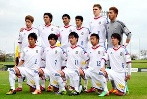U-23チーム1
