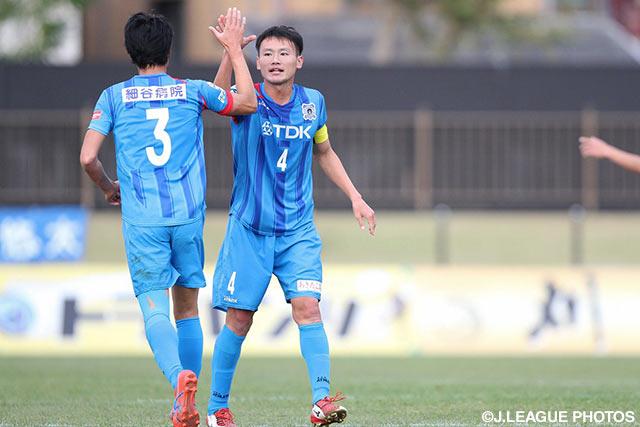 レノファ山口FC4