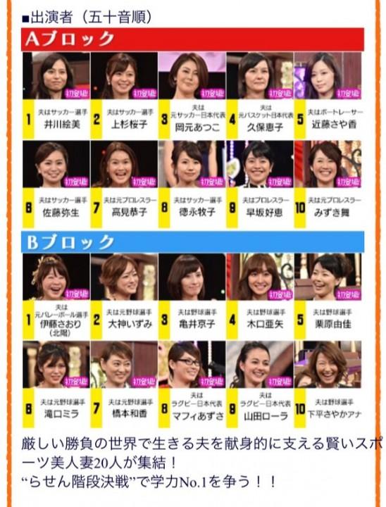 久木田選手美人妻5