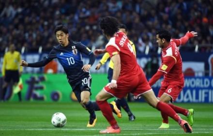 【全ゴール動画・反応】シリア戦、5-0で日本が勝利!全ゴール動画と反応まとめ