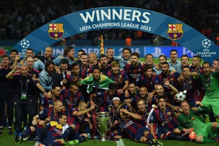 ヨーロッパチャンピオンズリーグ1