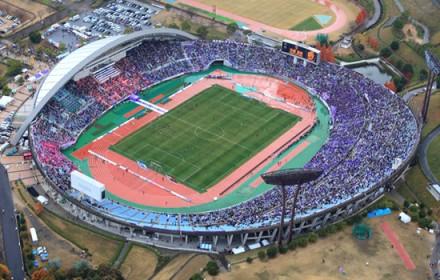 広島市内に計画されているサンフレッチェの新スタジアムについて