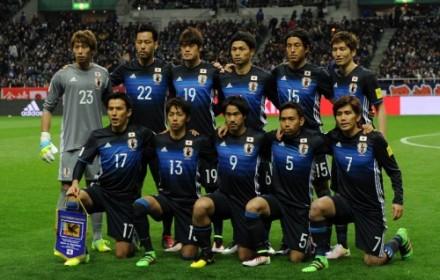【速報】W杯アジア2次予選・シリア戦、日本代表のスタメン発表。Twitterの反応まとめ