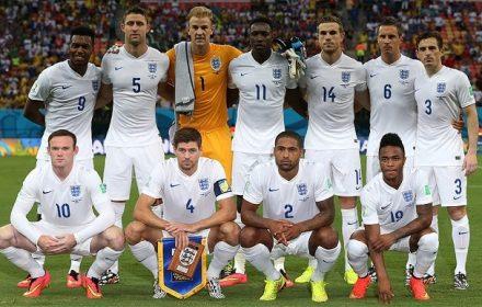 各国のユーロ2016に臨むメンバーが発表!【イングランド代表】