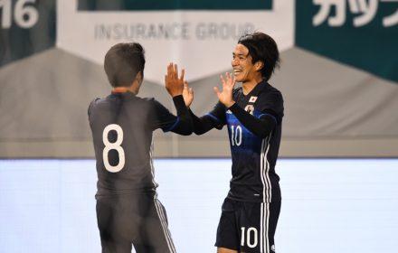 【反応・動画】U-23日本代表、ガーナ代表に3-0で勝利!全ゴール動画と反応まとめ