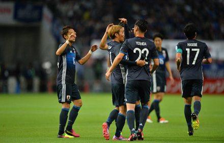 【全ゴール動画・反応】ブルガリア戦、7-2で日本が快勝。キリン杯決勝進出を決める。