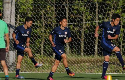 【速報】キリンカップ・ブルガリア戦、日本代表のスタメン発表。Twitterの反応まとめ