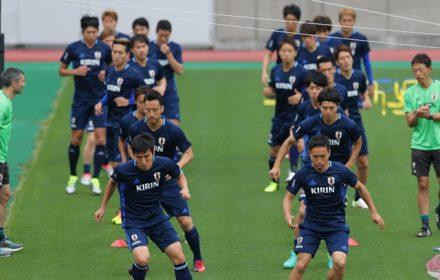 【速報・反応】キリンカップ・ボスニア戦、日本代表のスタメン発表。Twitterの反応まとめ