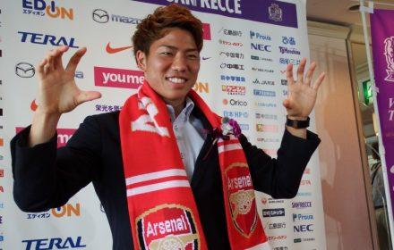 広島の日本代表FW浅野拓磨はアーセナルで活躍できるのか?~EURO開催国優勝に迫る2人の例、etc…