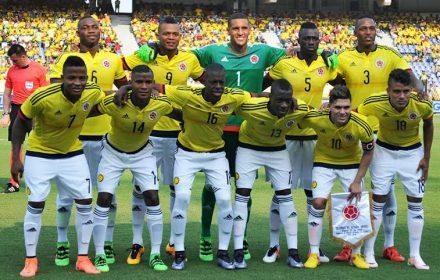 リオ五輪で日本代表と対戦するコロンビア代表とはどんなチーム?