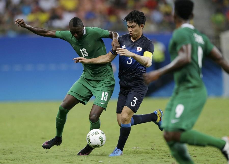 ナイジェリア戦