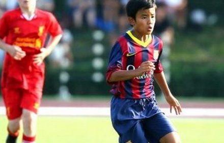 U-18クラブユース選手権の得点王に久保建英!FCバルセロナに所属していた中学生とは一体何者か。