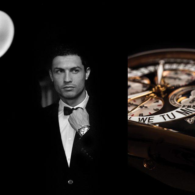 ブランド腕時計が続々登場!サッカー選手が愛用する腕時計まとめ