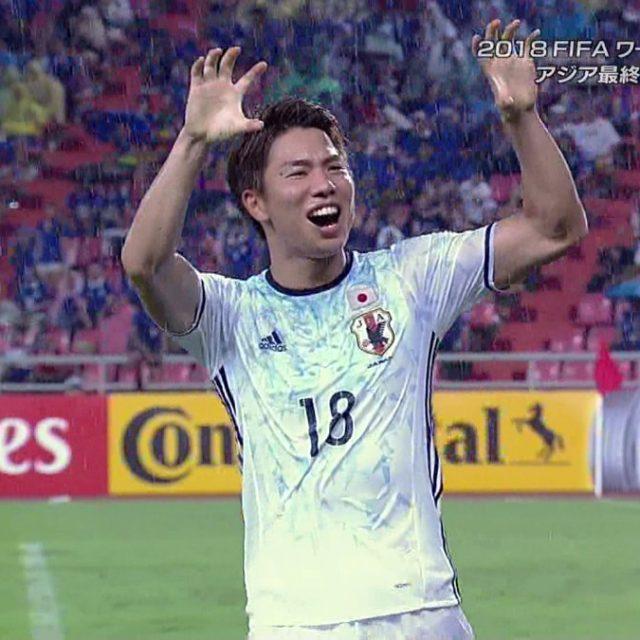 【速報・動画】原口・浅野のゴールで日本がタイに勝利!ゴール動画と反応まとめ[2018W杯アジア最終予選]