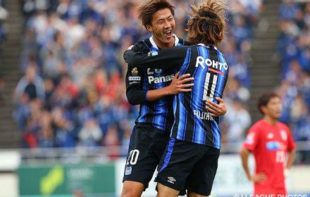 8月のJリーグ月間MVP受賞。ガンバ大阪FW長沢駿選手ってどんなプレーヤー?