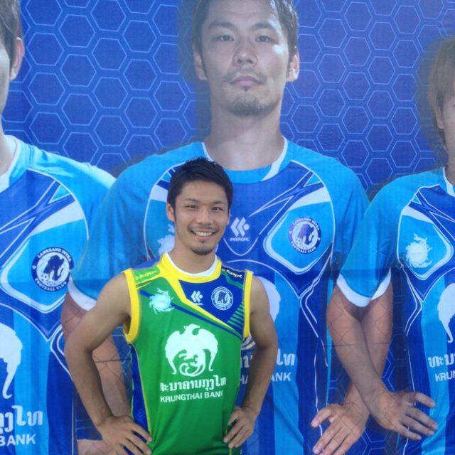 アフリカでプレーする唯一の現役日本人プレーヤー。中村元樹選手インタビュー 前編