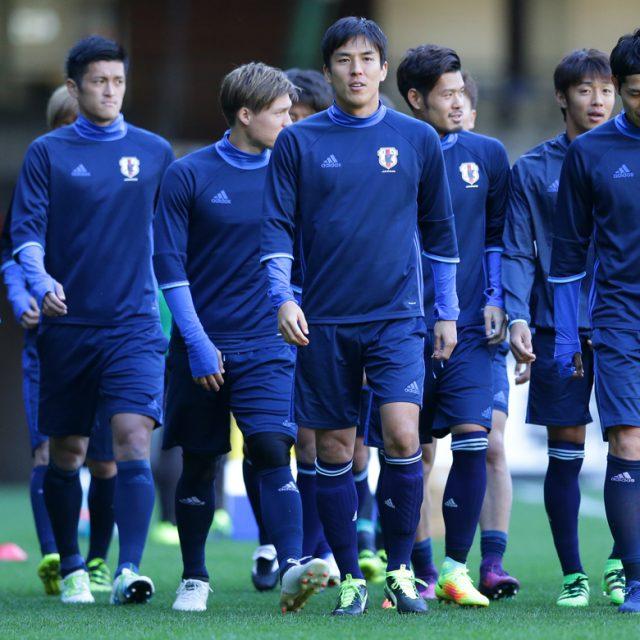 【速報】日本代表、本日のオーストラリア戦のスタメン発表!メンバーと反応[2018W杯アジア最終予選]